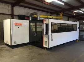 2D/3D laser cutting MAZAK  (USED)