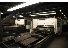 2D/3D laser cutting MAZAK 510 MARK-II (USED)