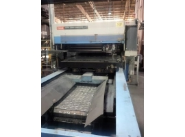 2D/3D laser cutting MAZAK SUPER TURBO X510 HI-PRO SUPER CHARGED CNC LASER (USED)