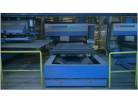2D/3D laser cutting MAZAK SUPER TURBO-X510 HI-PRO-SC 2KW LASER L PLUS (USED)
