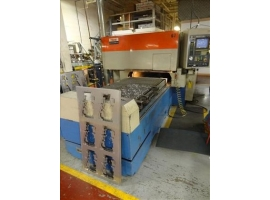 2D/3D laser cutting MAZAK TURBO-X36 SUPER HI-PRO 1.5KW (USED)