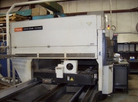 Tube & pipe laser cutting MAZAK SPACE GEAR 510 2.5KW (USED)