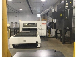 2D/3D laser cutting MAZAK OPTIPLEX 3015 I (USED)
