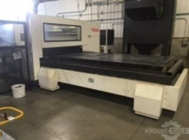 2D/3D laser cutting MAZAK OPTIPLEX 3015 II (USED)