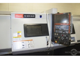 Lathes MAZAK QUICK TURN NEXUS 350-II M (USED)