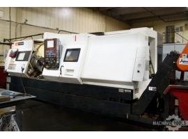 Lathes MAZAK QUICK TURN NEXUS 450-II M (USED)