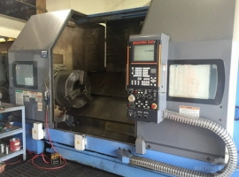 Lathes MAZAK SLANT TURN 50N (USED)