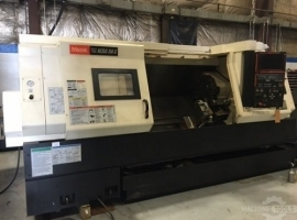 Lathes MAZAK QUICK TURN NEXUS 350-II (USED)