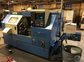 Lathes MAZAK QUICK TURN 10N ATC M/C (USED)