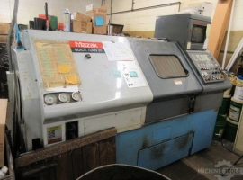 Lathes MAZAK QUICK TURN 20N (USED)