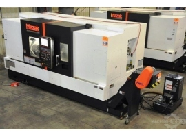 Lathes MAZAK QTN350-II (USED)