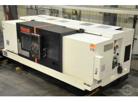 Lathes MAZAK QUICK TURN 400II (USED)