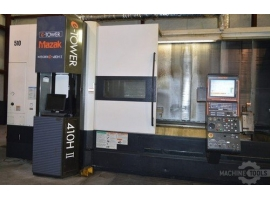 Lathes MAZAK INTEGREX E-410H II (USED)