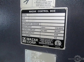 Lathes MAZAK QUICK TURN NEXUS 350M (USED)