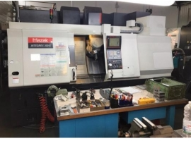 Lathes MAZAK INTEGREX 200 LLL (USED)