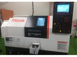 Lathes MAZAK QT-PRIMOS 150 SG-SMOOTHC (USED)