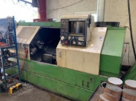 Lathes MAZAK QT 20 (USED)