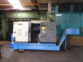 Lathes MAZAK SUPER QUADREX 200M (USED)