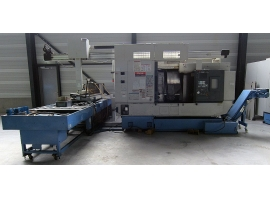 Lathes MAZAK INTEGREX 200 SY + GL 150F (USED)