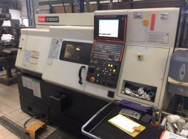 Lathes MAZAK QUICK TURN NEXUS 200 II MY (USED)