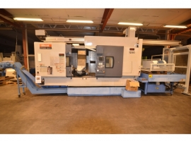 Lathes MAZAK INTEGREX 400Y (USED)