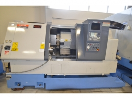 Lathes MAZAK SQT 250 (USED)