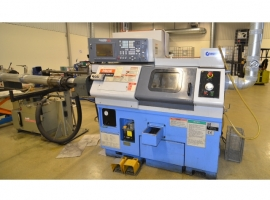 Lathes MAZAK QUICKTURN 6T (USED)