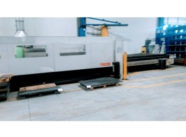 2D/3D laser cutting MAZAK 4000X2000 (USED)