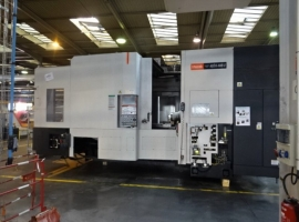 Milling machines MAZAK HCN 8800 (USED)