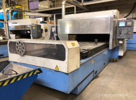 2D/3D laser cutting MAZAK SPACEGEAR X510 (USED)