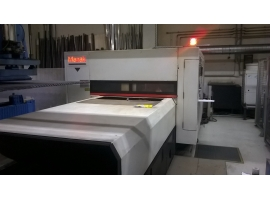 2D/3D laser cutting MAZAK STX 48 (USED)