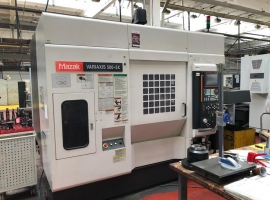 Milling machines MAZAK VARIAXIS 500-5X (USED)